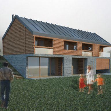 log-house-summer