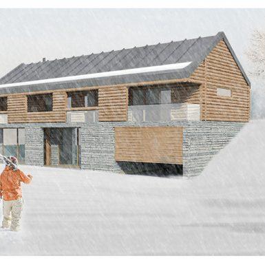 log-house-winter